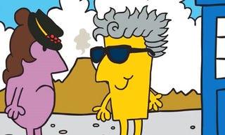 Illustration for article titled Mr Missy reads Dr Man