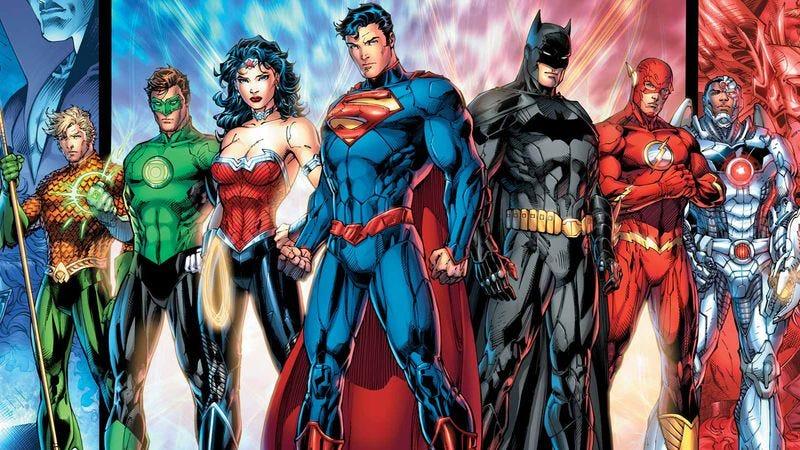 DC's Justice League