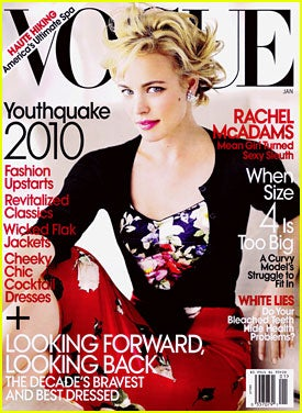 Illustration for article titled Rachel McAdams Covers Vogue; Is Victoria Beckham Working On A Fur Line With Marc Jacobs?