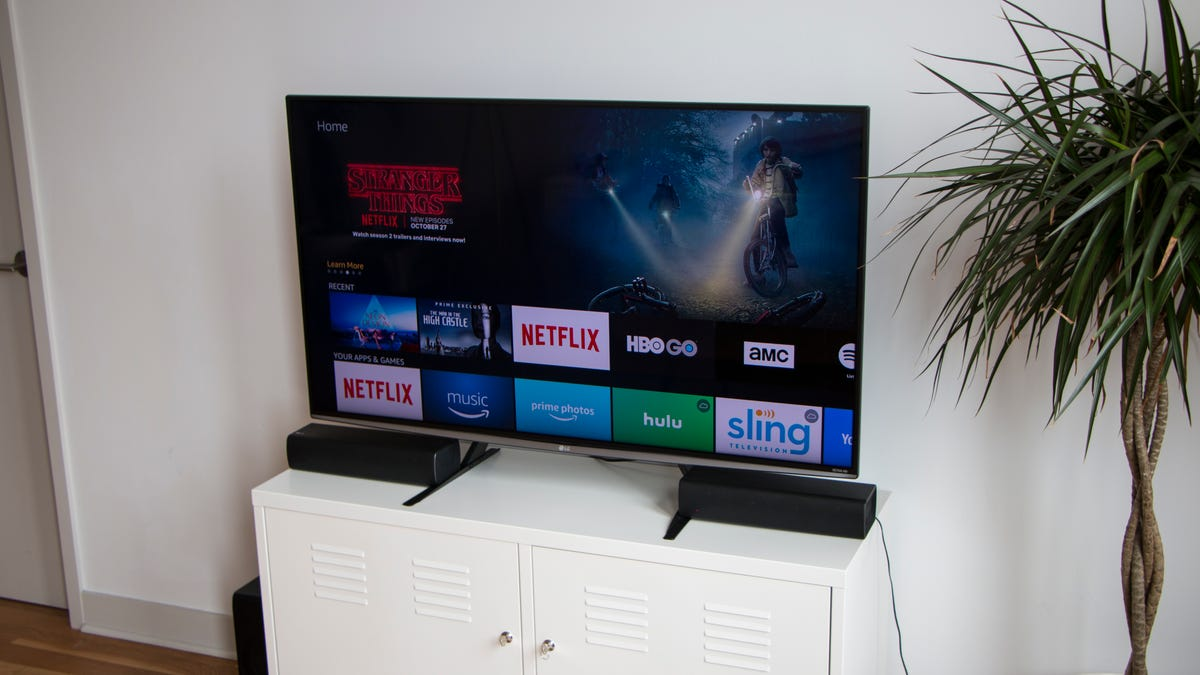 Amazon's Tiny New 4K Fire TV (Almost) Does It All