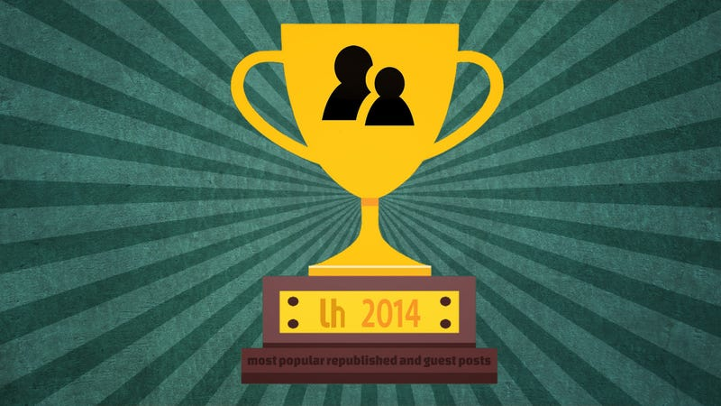 Illustration for article titled Most Popular Guest Posts of 2014