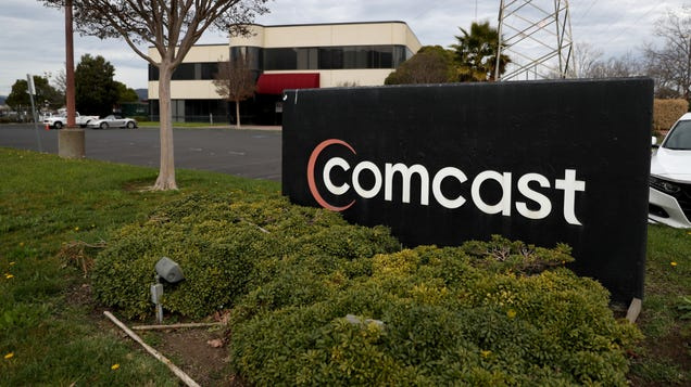 If Comcast Can Increase the Speed of Its Internet Plans, It Can Get Rid of Data Caps