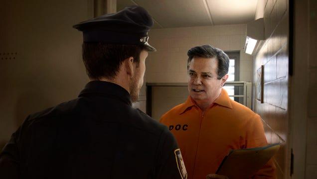 Paul Manafort Starts New Job Lobbying Prison Guards On Behalf Of Aryan Brotherhood