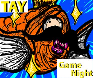 Illustration for article titled TAY Game Night: September Schedule
