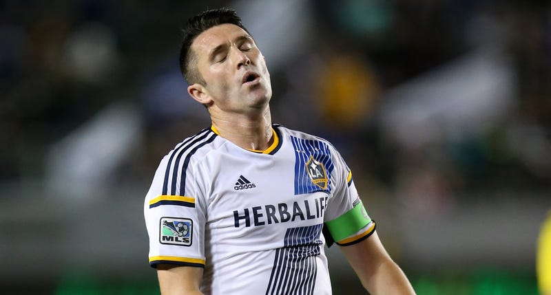 """Illustration for article titled Robbie Keane Blasts """"Fucking Stupid Decision"""" To Play Match On Hot Day"""