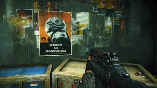 Illustration for article titled Wolfenstein, Described In 29 Screenshots