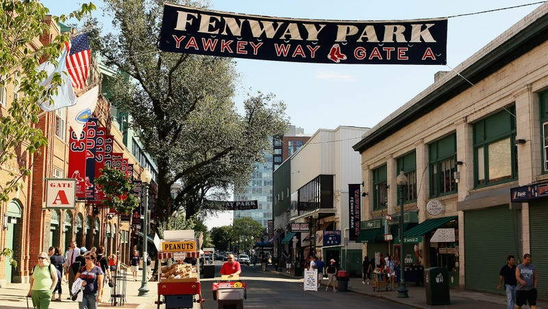 Illustration for article titled Boston Finally Renamed The Street Honoring The Red Sox's Racist Former Owner