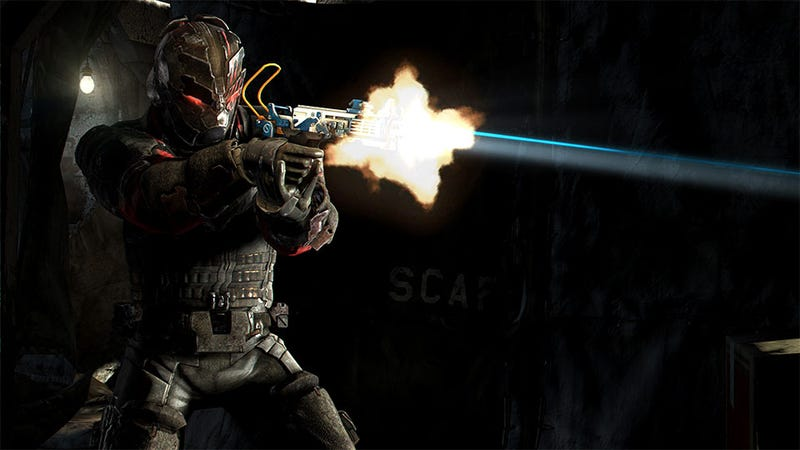 Illustration for article titled Dead Space 1 Writer Says Dead Space 3's Action Focus Was A 'Necessary Evil'