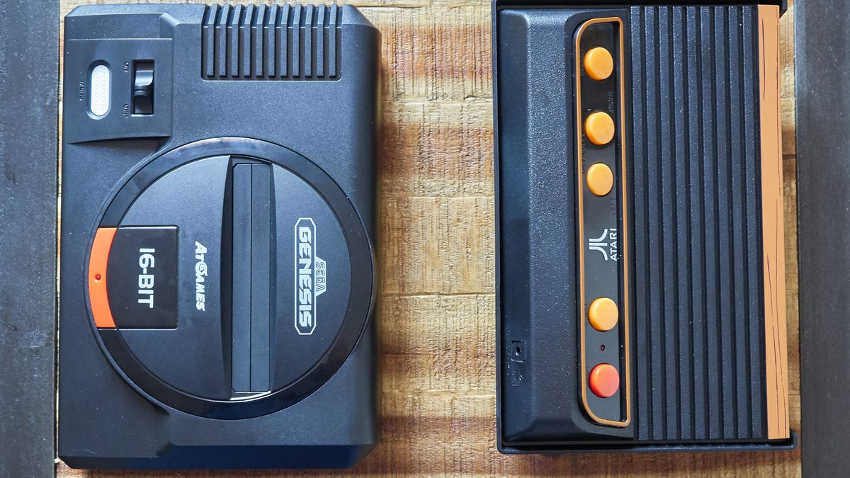 I Tested Two Retro Consolesone Good One Hot Garbage
