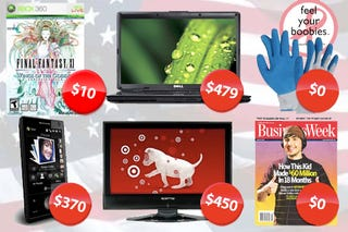 Illustration for article titled Gadget Deals of the Day: Memorial Day Weekend Edition