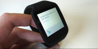 Illustration for article titled SmartWatch 3: Sony Finally Opts for Android Wear