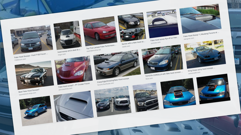 Illustration for article titled 'Fake Hood Scoops' Is the Google Image Search You Never Knew You Needed