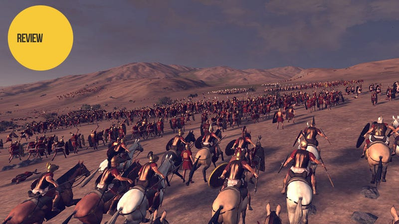 Illustration for article titled Total War: Rome II: The Kotaku Review