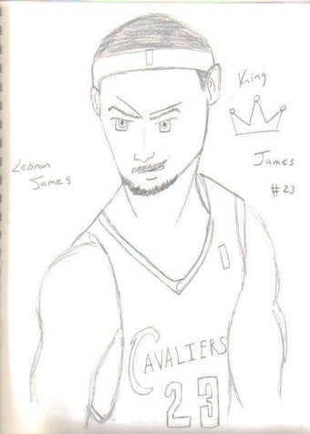 Illustration for article titled IT'S A LOCK: LEBRON GOING TO MIAMI, SAYS...STEPHEN A. SMITH