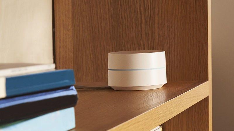 Sistema Google Wifi (con un solo punto de conexión), $100
