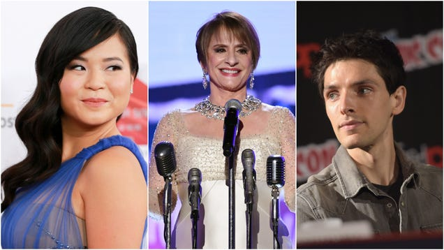 Kelly Marie Tran, Patti LuPone, and Colin Morgan star in the mystery-thriller podcast Passenger List