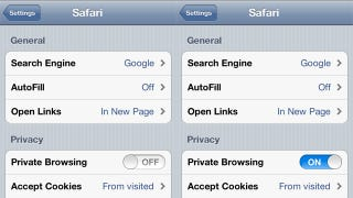 Illustration for article titled Safari in iOS 5 Has a Porn Mode
