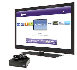 Illustration for article titled Roku Channel Store Opens, Hulu Is a No-Show
