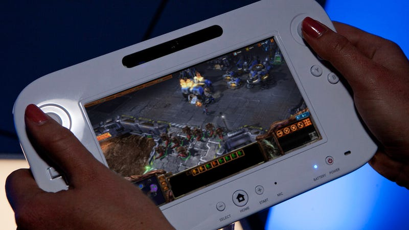 Illustration for article titled Blizzard Says StarCraft On Wii U 'Might Work'