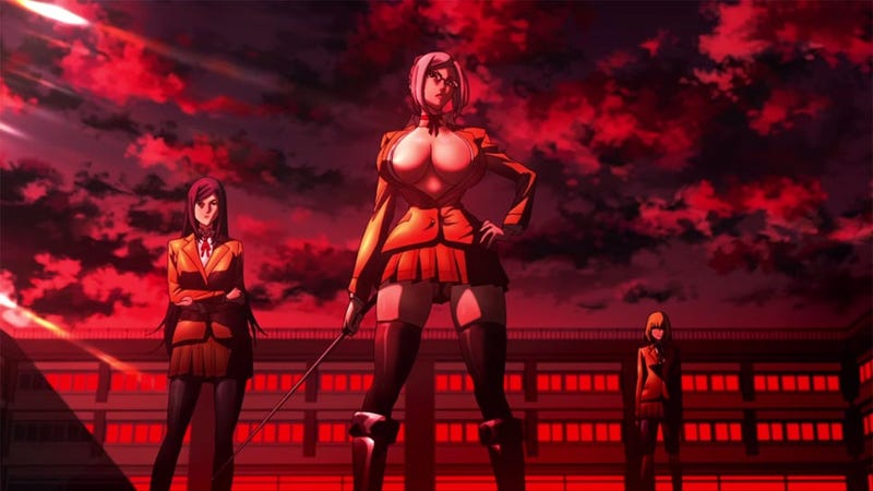 Illustration for article titled I Fear for the Live-Action Prison School Drama