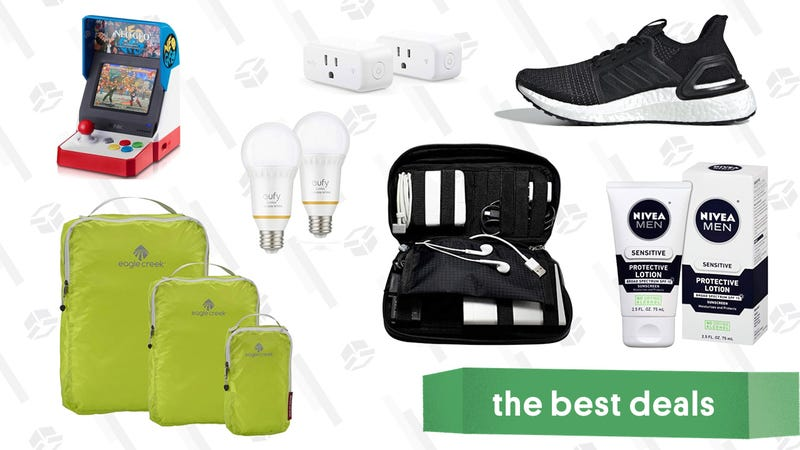 Illustration for article titled Friday's Best Deals: Anker Smart Home Products, Adidas, Roomba, Casper Mattresses, and More