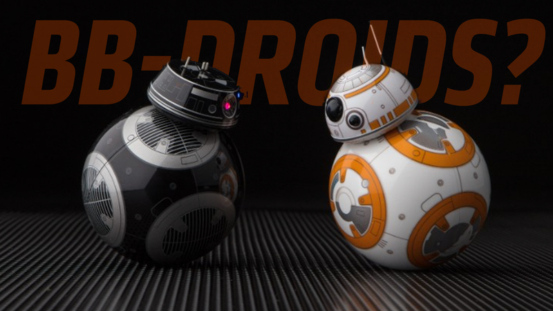 Illustration for article titled Here's The Major Inconsistency About This New Droid From The Last Jedi
