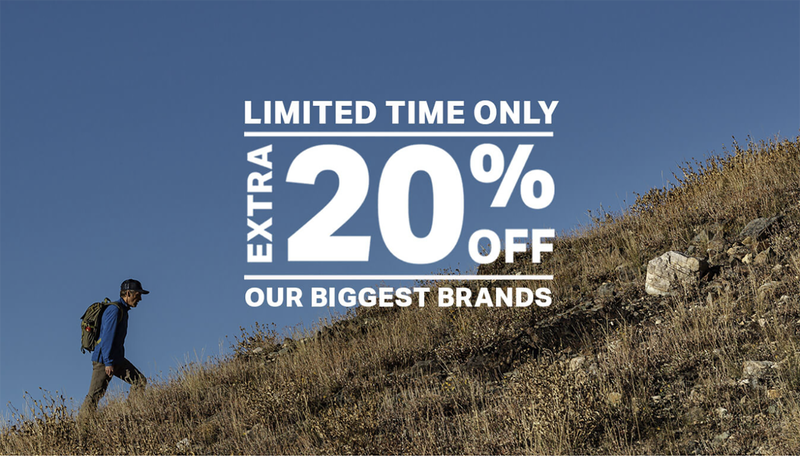 Big Brands Sale | Backcountry