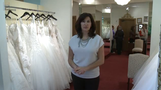 Illustration for article titled Bridal Shop Goes Out of Business After Visit From Nurse With Ebola