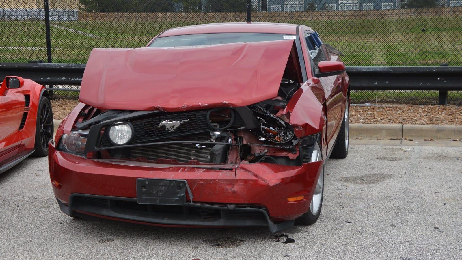 Does Carmax Buy Cars: Four Kids Break Into Houston Carmax, Crash $800,000 Worth