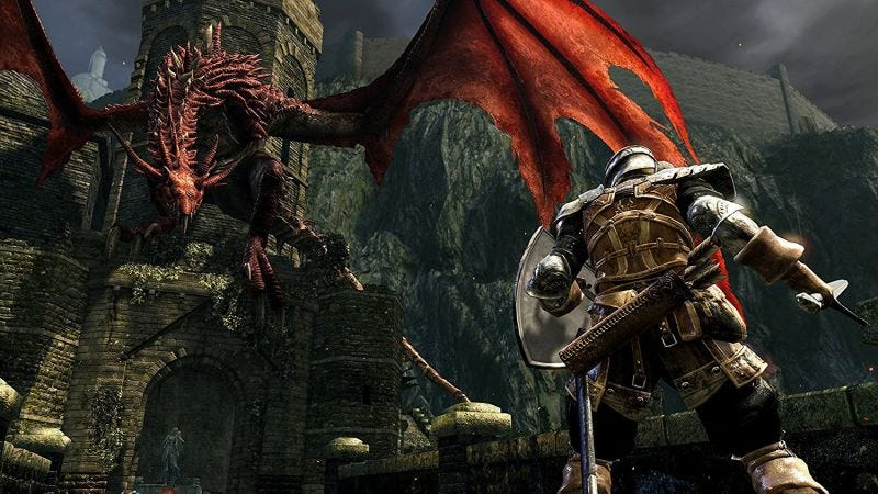 Dark Souls Remastered [PS4] | $30 | Amazon Dark Souls Remastered [Xbox One] | $30 | AmazonReserva Dark Souls Remastered [Switch] | $32 | Amazon Prime Imagen: Amazon