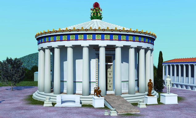 Sanctuary Temples in Ancient Greece Had Accessibility Ramps, New Research Suggests