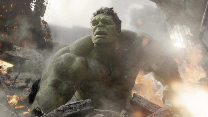 Illustration for article titled The End Of Avengers: Age Of Ultron May Have A Major Surprise For Hulk