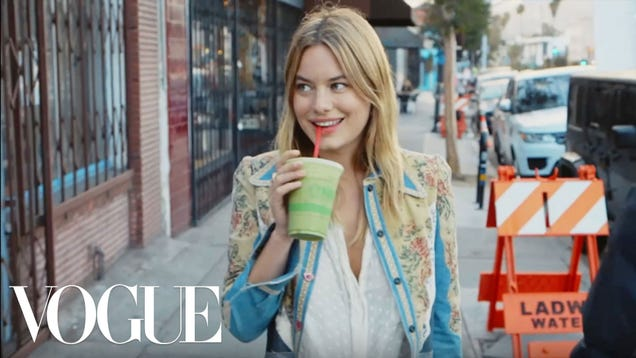 Vogue ChannelsVice By Getting Model Camille Rowe to Explore  Wellness