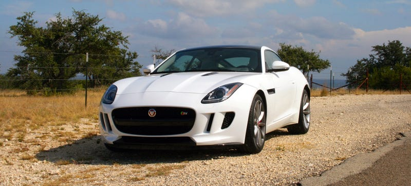Illustration for article titled 2015 Jaguar F-Type S Coupe: So Good It Almost Makes The V8 Pointless