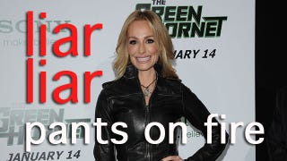 Illustration for article titled Real Housewives' Taylor Armstrong Possibly A Serious Con Artist