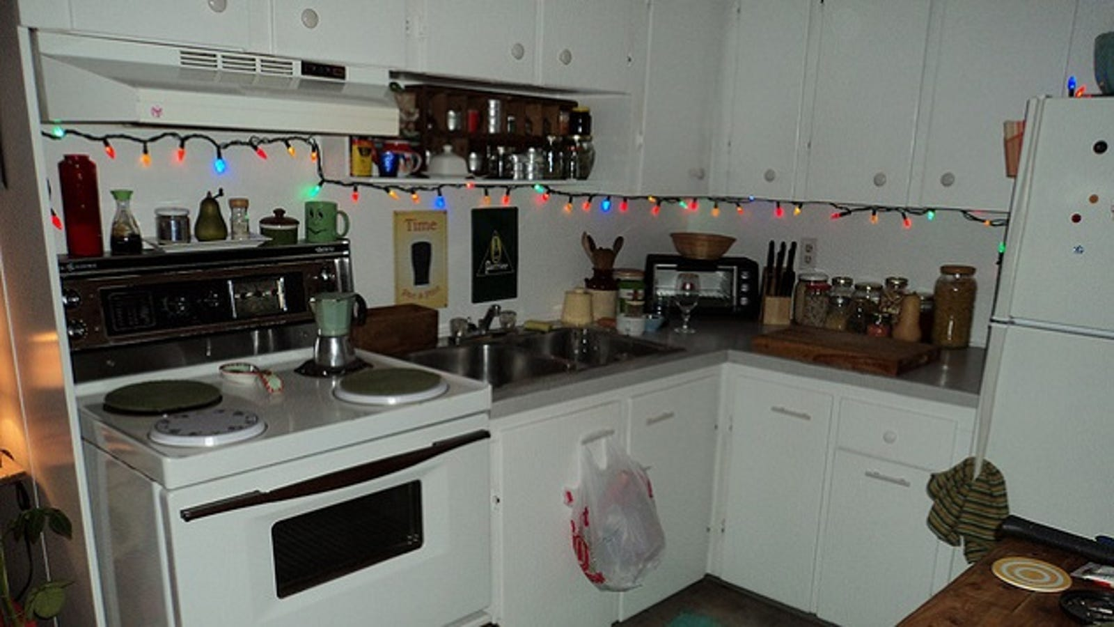 for kitchen use get better use out of a small kitchen by keeping the