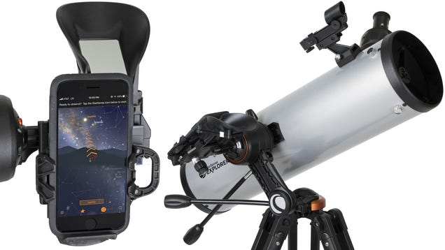 Facial Recognition For Stars Lets This Telescope Automatically Find Objects in the Night Sky