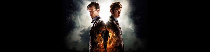 Illustration for article titled The Day of the Doctor