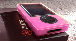 Illustration for article titled Zune Pink and Orange Pics Surface, Red On the Way?