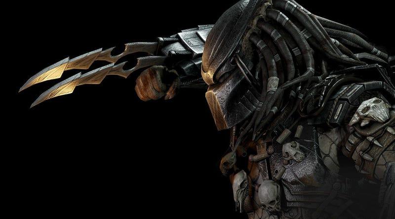 Illustration for article titled Esta es una de las brutalesfatalitiesde Predator en Mortal Kombat X
