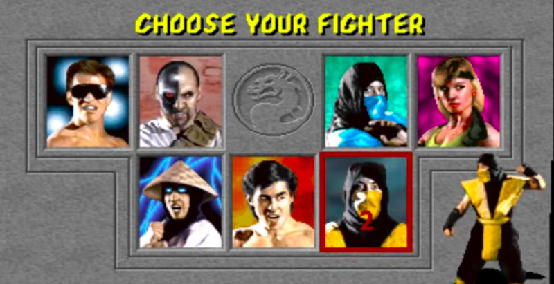 Illustration for article titled The real-life martial artists behind the first Mortal Kombat game got screwed