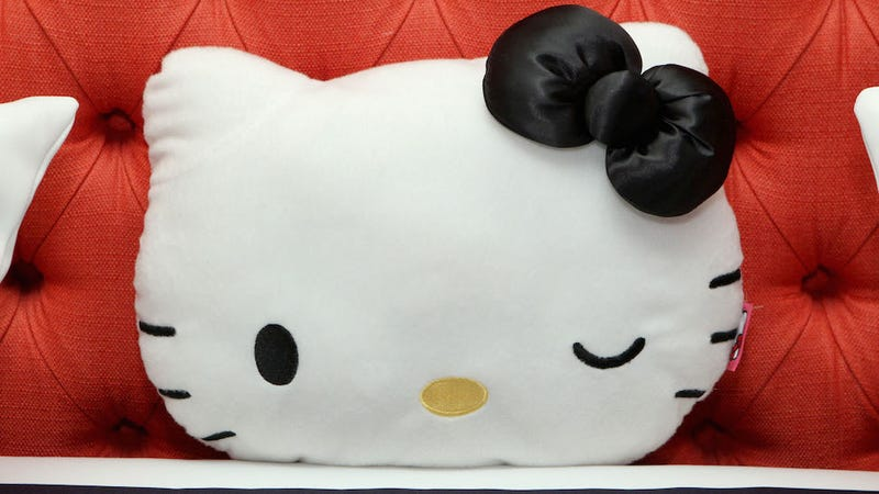 Illustration for article titled Wait, Hello Kitty Isn't a Cat?