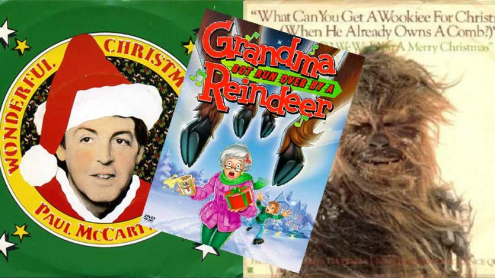 Worst Christmas music