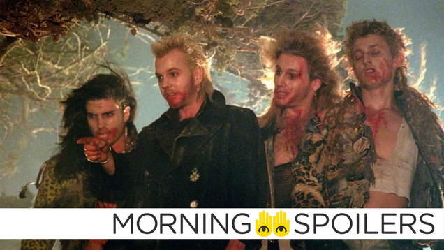 The CW s Lost Boys Show Is Going Back to the Drawing Board (Again)