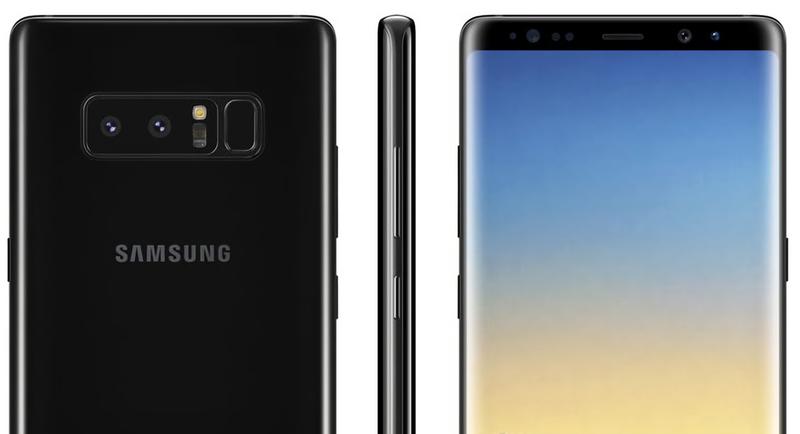 Illustration for article titled Se filtran todas las características del Galaxy Note 8 gracias a sus benchmarks (y es más lento que el iPhone 7 Plus)