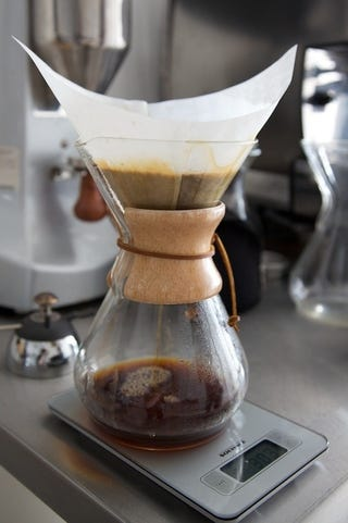 Illustration for article titled An Ode to the Chemex, or How a Purist Brews Coffee