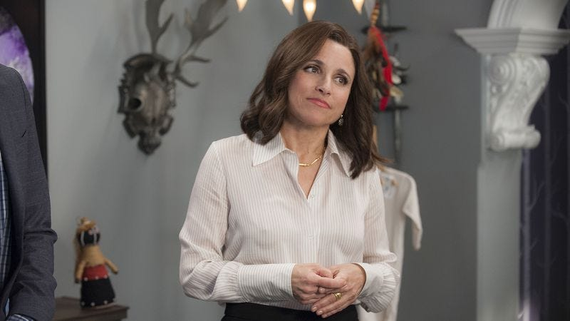 Julia Louis-Dreyfus (Photo: HBO)