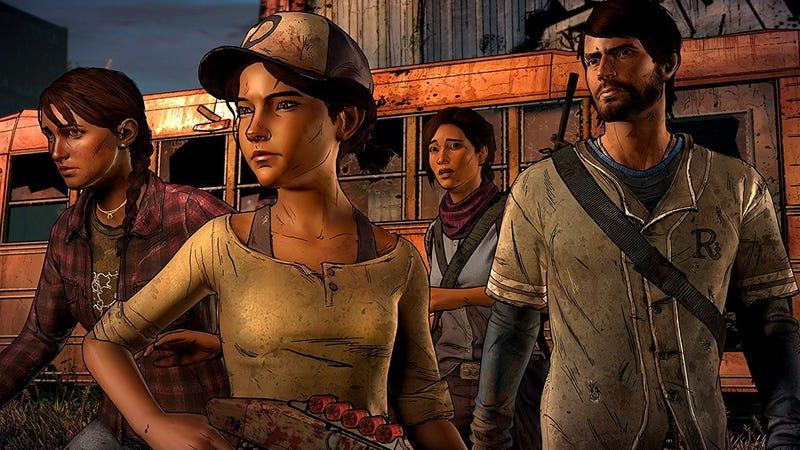 The Walking Dead Collection [PS4] | $35 | AmazonThe Walking Dead Collection [Xbox One] | $35 | Amazon