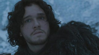 Illustration for article titled Jon Snow's Head May Have Confirmed A Terrible Game Of Thrones Spoiler