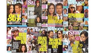 Illustration for article titled People Tired Of Buying Bullshit Celebrity Magazines
